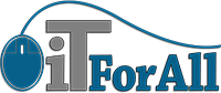 iT For All logo